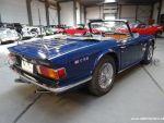 Triumph TR 6 Blue  (1974)