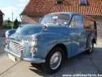 Morris Minor Traveller (Woody) '60 (1960)
