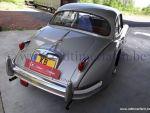 Jaguar XK 150 FHC Grey (1960)
