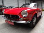 Fiat  124 Spider  Red