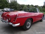 MG  B Red '64 (1964)
