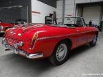 MG  B Red  '65 (1965)