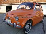 Fiat  500 Oranje