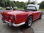 Triumph TR 250 Red (1968)