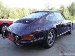 Porsche  911 E coupé Aubergine (1972)
