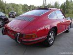 Porsche  911 E Coupé Red '71 (1971)