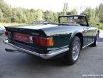 Triumph TR 6 Green  PI (1971)