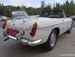 MG  B Old English White LHD '69 (1969)
