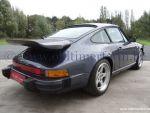 Porsche  911 3.2 Carrera Coupé Blue (1984)