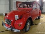 Citroën 2 CV 6  Red