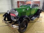 Ford  A Roadster Dark Green '29 (1929)