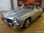 Mercedes-Benz 190SL Grey '60