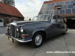 Daimler  DS 420 Grey/Black 0083 '79