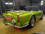 Triumph TR 4 Light Green '63 (1963)