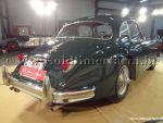 Jaguar XK 150 FHC green '57 (1957)