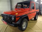 Mercedes-Benz 280GE Red '85