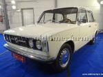 Fiat 124T Berline White  (1972)