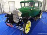 Ford A Sedan Green '30 (1930)