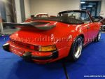 Porsche  911 carrera 3.2 Cabriolet Red  (1984)
