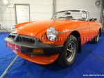 MG  B Orange RHD '78