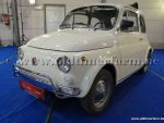 Fiat 500L White ' 70 (1970)
