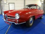 Alfa Romeo Giulietta Sprint Sp�cial Red '64