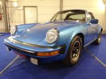 Porsche  911 SC Targa Light Blue