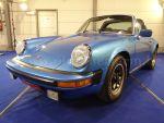 Porsche  911 SC Targa Light Blue