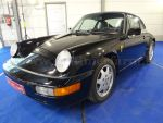 Porsche  911 - 964 Carrera 4 Black