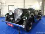 Bentley  4 1/4 Tourer Green '38