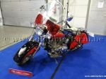Harley Davidson  Transformation Indian Red -Black