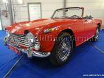 Triumph TR4A  IRS Red ' 65