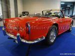 Triumph TR4A  IRS Red ' 65  (1965)