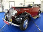 Humber 12 Drophead Coup� (Red/Black)