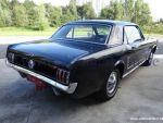 Ford Mustang V8 Coupé Black '64 (1964)