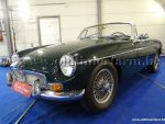MG  B British Racing Non Overdrive Green '66  (1966)