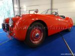 Jaguar XK 120 OTS Roadster Red '53