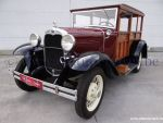 Ford A  Woody Two Door Brown/Red '30