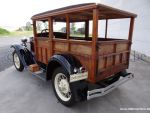 Ford A Woody Two Door Brown/Red '30 (1930)