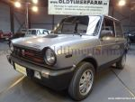 Autobianchi  A112 Abarth Grey (1985)