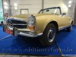 Mercedes-Benz 280SL Gold '71 (1971)