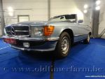 Mercedes-Benz 450SL Aut. Blue '74 (1974)