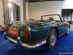 Triumph TR 4 A IRS Green '62  (1962)
