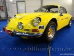 Alpine A 110 1.6 S Yellow '71