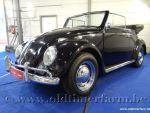 Volkswagen  Kever 1200 Cabriolet Black