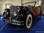 Jaguar MK V 3.5 Bordeaux/Black '50