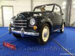 Fiat  500C Topolino Cabriolet