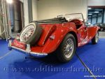MG  TF Red '54 (1954)