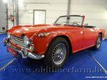 Triumph TR 4 A Red '66