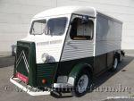 Citroën HY Mobilhome + Remorque '56